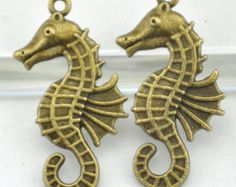 nautical,undersea charms for making jewelry - Google Search