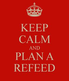 Fat Loss Stalling? Keep Calm and Plan a Refees
