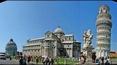Landmark Kota-Kota Besar Yang Paling Banyak Dikunjungi di Italia