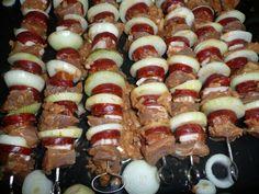 Ražniči - tak ako chutí u nás (fotorecept) - obrázok 5