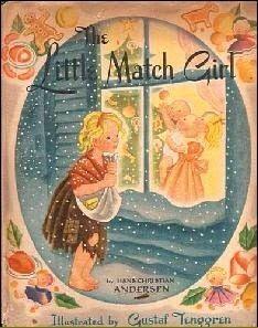 Gustaf Tenggren Little Match Girl