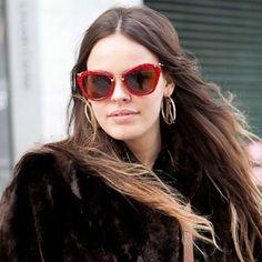 how fun are these?!!                      Miu Miu sunglasses