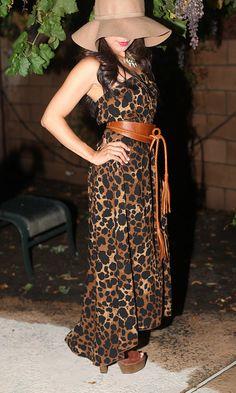.  Printed Dress #2dayslook #PrintedDress #susan257892  #sunayildirim  www.2dayslook.com
