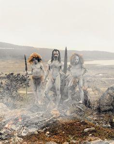 ジミー・ネルソン(Jimmy Nelson) > BEFORE THEY PASS AWAY(http://www.beforethey.com/) > (彼らが消えて行く前に) > 少数民族の文化を記録したプロジェクト > ヤリ (パプアニューギニア)