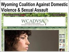 http://domestic-violence-effects.blogspot.com/p/domestic-violence-wy.html #WYDomesticViolence For more information, contact: Wyoming Coalition Against Domestic Violence & Sexual Assault PO Box 236 710 Garfield Street, Suite 218 Laramie, WY 82073 Phone:  307-755-5481 http://www.wyomingdvsa.org/ Toll Free:  1-844-264-8080