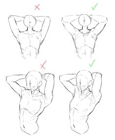 Body Reference Drawing, Drawing Reference Poses, Anatomy Reference, Drawing Tips, Body Drawing Tutorial, Anatomy Art, Body Anatomy, Anatomy Drawing, Digital Art Tutorial
