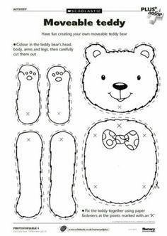 The Classroom Flyer Teaching Blog: Movable, Hinged Polar