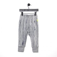 FRANKYGROW GREY EFFECT BOTTOMS FRONT