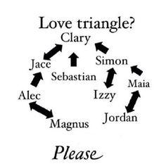 Love triangle?