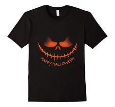 Happy Halloween Scary Face Halloween Costume T-shirt...  #Halloween , #Halloween2016,#Halloweenstamps, #HalloweenHorrorNights