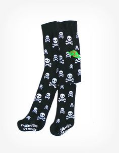 SLUGS & SNAILS - Ahoy Tights available at www.our-kid.co.uk