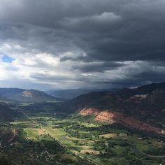 The beautiful Animas Valley in the summer time!