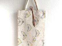 Sub bag (鳥*オフホワイト)