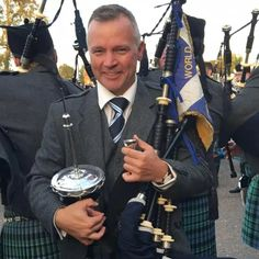 Pipe Major Stuart Liddell. Military Men, My Heritage, Celtic, Kilts, Peace, War, Scotland, Military Personnel, Quilts