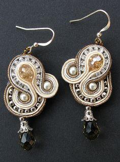crystal regalia earrings | Miriam Shimon | Flickr