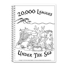 20000 Leagues Under the Sea | Homeschooling | Pinterest