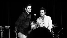 HousCon2015 - Jensen with the band