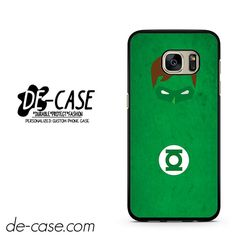 Green Lantern Justice League DEAL-4869 Samsung Phonecase Cover For Samsung Galaxy S7 / S7 Edge