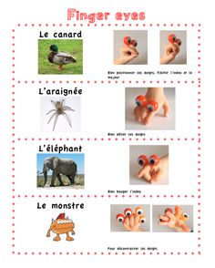Finger eyes ! Montessori, Brain Gym, Petite Section, Busy Bags, Yoga For Kids, Activity Days, Learn French, Occupational Therapy, Kids Playing