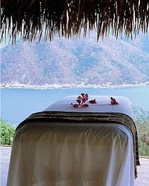 Massage with a view at Verana