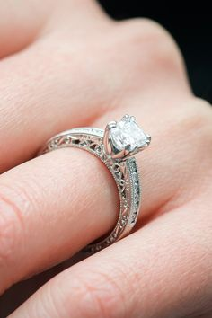 It's not every day you see a ring this gorgeous!
