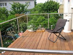 1000 images about terrasse on pinterest construction for Terrasse suspendue bois