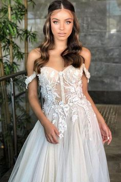 The prettiest of them all - Diana <3 Now available at our NYC showroom Berta Bridal, Bridal Gowns, Wedding Dresses, Muse By Berta, Bridal Style, One Shoulder Wedding Dress, Evening Dresses, Dream Wedding, Nyc