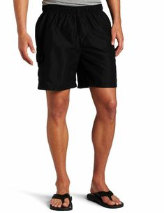 e162385287 (eBay Sponsored) Kanu Surf NEW Black Mens Size Medium M Pockets Trunks  Swimwear Shorts