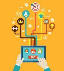 Imagen simplificada de las importancia de las redes y aplicaciones sociales en el mundo de las tic. #imagen #tics