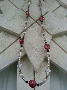 SOLD.....Gorgeous pearls.