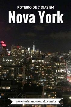 Roteiro de 7 dias em Nova York incluindo compras, shows da Broadway e todas as atrações turísticas de Manhattan e arredores #brooklyn #novayork #manhattan #viagem #turismo #destinos