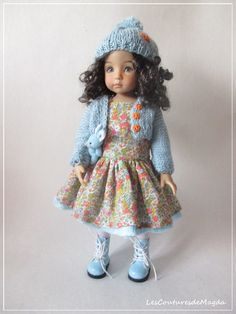 Outfit for doll Little Darling, darlings of corolla, Paola Reina
