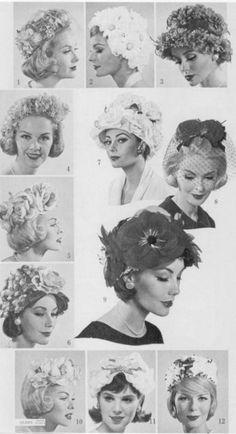 Vintage pattern books 1960-67