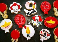 13 Birthday Cake, Halloween Birthday, Birthday Cookies, Birthday Parties, Halloween Music, 13th Birthday, Birthday Ideas, Scary Halloween Cookies, Halloween Cookies Decorated