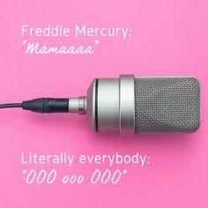 Freddie Mercury, Like You, Motivation, Inspiration