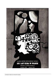 Estructuras de organización. Composiciones / Organizaciones / Percepción Jan Lenica