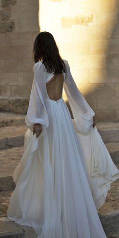 Wedding Dress Sleeves, Long Sleeve Wedding, Dream Wedding Dresses, Lace Dress, Sleeve Dresses, Fashion Wedding Dress, Weding Dresses, Elegant Bride, Mermaid Dresses