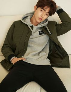 Nam Joo Hyuk for Ceci Korea February Hot Korean Guys, Korean Men, Asian Actors, Korean Actors, Asian Boys, Asian Men, Park Hyun Sik, Nam Joo Hyuk Wallpaper, Jong Hyuk
