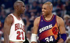 MJ vs Sir Charles