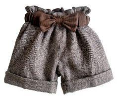 Sierra Julian Florence Danilo Tweed Shorts