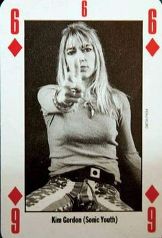6 Of Diamonds Kim Gordon Sonic Youth Kim Gordon, Riot Grrrl, Women Of Rock, Into The Fire, We Will Rock You, Women In Music, Idole, Grunge, Punk Goth