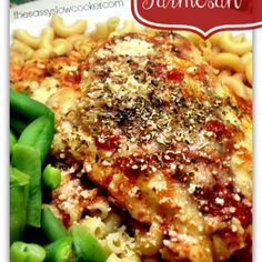 Slow Cooker Recipe for Chicken Parmesan - The Sassy Slow Cooker