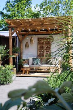 Outdoor Rooms, Outdoor Gardens, Outdoor Living, Outdoor Decor, Terrace Design, Patio Design, Garden Design, Pergola Patio, Backyard Landscaping