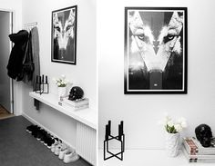 Arrogant wolf poster
