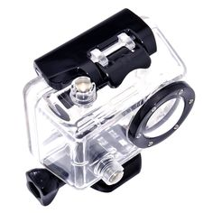 Replacement Waterproof HD Housing Case for GoPro HD HERO and HD HERO2