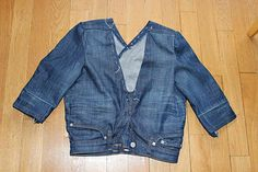 Extreme sewing makeover: the upcycled jean - In the mood for Couture Vetements Shoes, Jeans Refashion, Mode Jeans, Denim Ideas, Recycled Denim, Mode Inspiration, Girls Jeans, Denim Fashion, Jeans Style