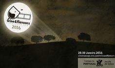 De 28 a 29 de janeiro o cinema, os vinhos e os produtos portugueses vão casar na segunda edição do evento Wine & Flavours Film Festival. A Escola de Hotelaria e Turismo de Lisboa acolhe degustações, palestras, almoços temáticos e jantares vínicos acompanhados de curtas e longas metragens.
