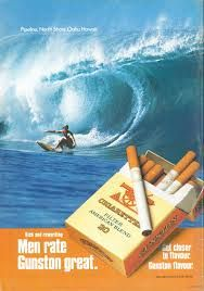 When the cigarette companies told us that life was so much better when you smoked . Bar Pics, Art Of Manliness, Good Old Times, Surf Art, The Old Days, Photo Essay, North Shore, Back In The Day, Travel Posters