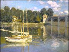 ART: Monet art history videos