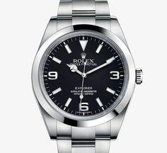 Rolex Explorer Watch - Rolex Timeless Luxury Watches